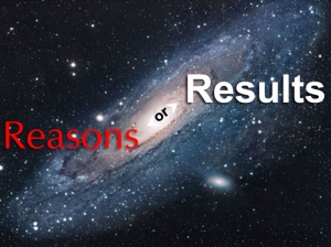 Reasons-or-results
